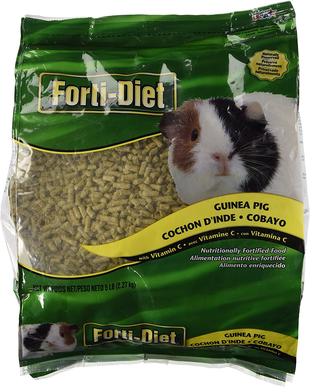 Kaytee Forti Guinea Pig Food, 5 Lb