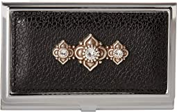 Brighton - Alcazar Metal Card Case