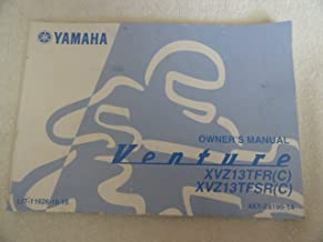 yamaha venture owners manual