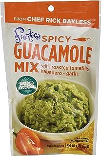 comprar comparacion Frontera, Guacamole para mojar y untar - 4 de 127 gr. (Total 508 gr.)