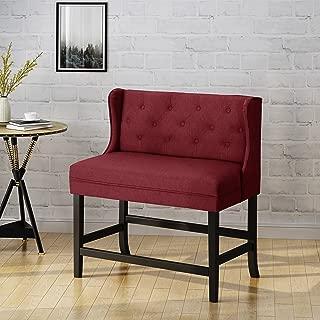 Best deep red bar stools Reviews