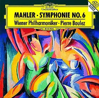 Mahler: Symphony No.6 'Tragic'