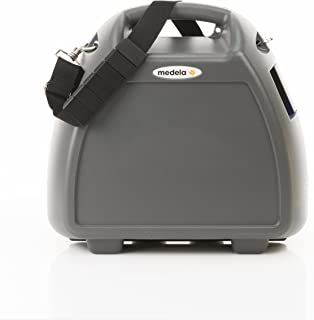Medela Symphony Bag, Breast Pump Carrying Case, Includes Shoulder Strap for Hands-Free Transport, Made with Hard and Durable Material, Gray