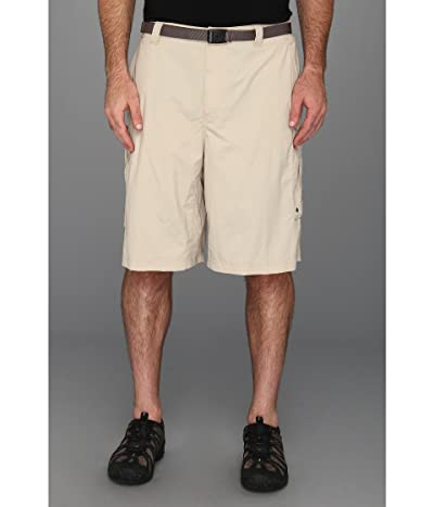 Columbia Big Tall Silver Ridge Cargo Short (42-54) (Fossil) Men