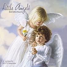 Sandra Kuck - Little Angels Wall Calendar (2017)