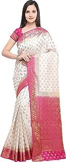 Rajnandini Silk Weaving Work Traditional Saree For Women