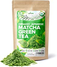 AprikaLife - Organic Japanese Matcha Green Tea Powder – USDA & JAS Organic - Authentic Japanese Origin - Premium Culinary ...