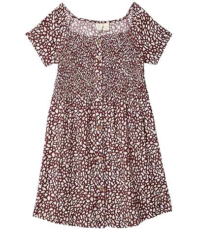 Roxy Kids Piece Of Joy Dress (Little Kids/Big Kids)