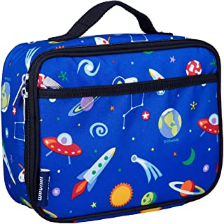 Wildkin Insulated Lunch Box for Boys and Girls, Perfect Size for Packing Hot or Cold..