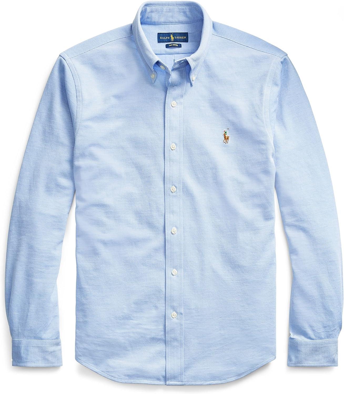Polo Ralph Lauren Lauren Lauren Hemden Herern Oxford Classic Fit B07DLX5VJS  Elegante und robuste Verpackung 5d8040