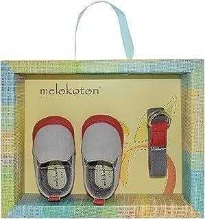 Melokoton Mocasín con elástico para bebé