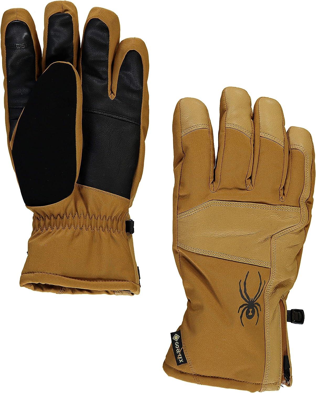 Spyder Active Sports Mens Overweb Gore-TEX Ski Glove