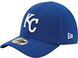 New Era Kansas City Royals Fitted 39Thirty MLB Curve Bill Baseball Cap 3930