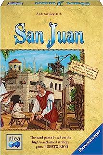 San Juan Strategy Game
