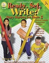 Ready, Set, Write: Story Starters for Grade 5