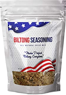 Biltong Seasoning Spice Mix – Make Perfect Biltong Everytime With Traditional South African Recipe (6)
