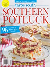 Taste of the South Southern Potluck Magazine 2019