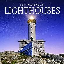 2017 Lighthouses Mini Calendar