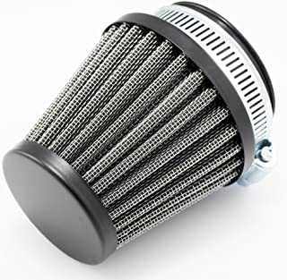 New Satin Black 48mm Motorcycle Air Filter Pod Style XS400 XT500 GS400 GS450 DT250 XJ400
