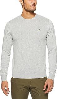 Lacoste Men Basic Crew Nk Cotton Sweater