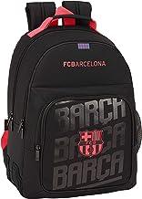 Safta - f.c; barcelona oficial mochila escolar.