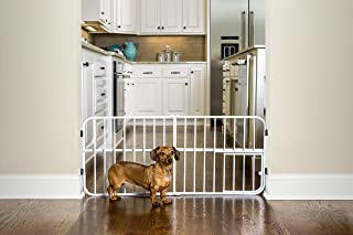 Carlson Pet Products Lil Tuffy Metal Expandable Gate
