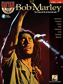 Bob Marley Songbook: Guitar Play-Along Volume 126 (Hal Leonard Guitar Play-along)