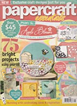Papercraft Essentials Presents Apple Blossom Cardmaking Collection