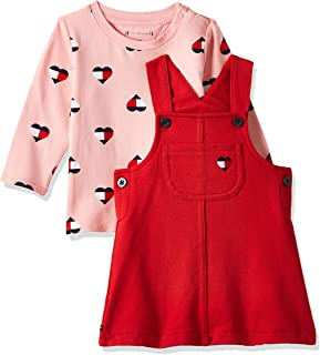 Tommy Hilfiger Baby Dungaree Set Dress Set