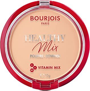 Bourjois Healthy Mix Anti-Fatigue Powder, 02 Ivoire doré, 10g