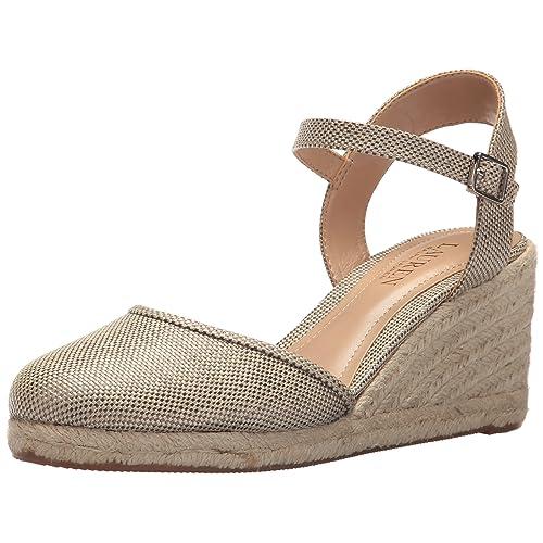 e9a27d2a3d4 Wedge Espadrilles Size 5.5: Amazon.com