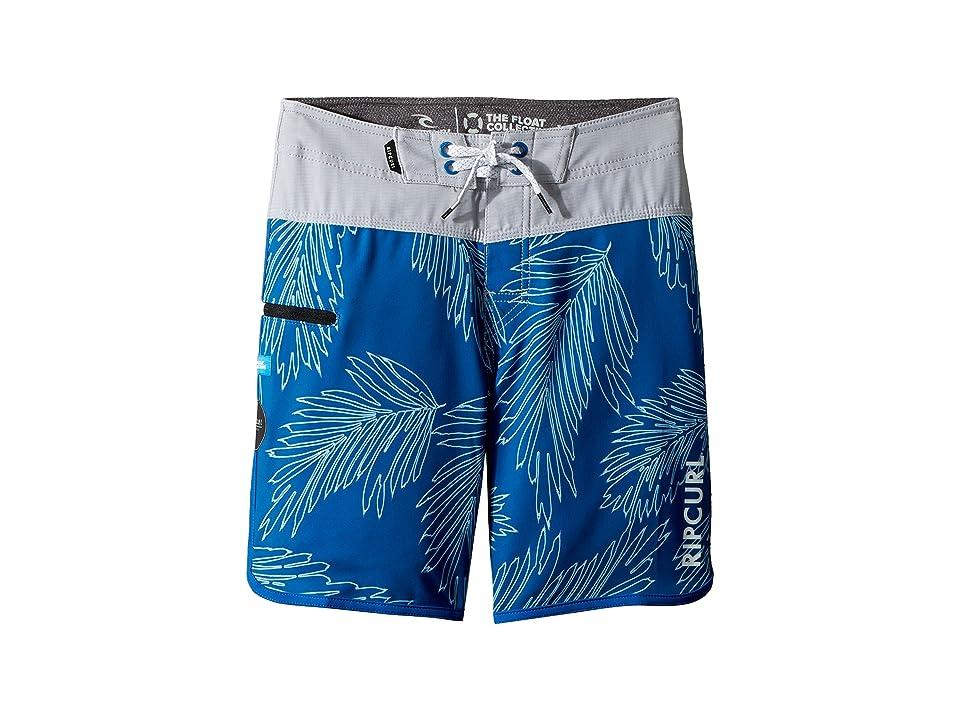 Rip Curl Kids Mirage Mason Rockies Boardshorts (Big Kids) (Blue) Boy
