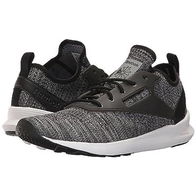 Reebok Lifestyle Zoku Runner ISM (Black/Flint Grey/Steel/White) Athletic Shoes