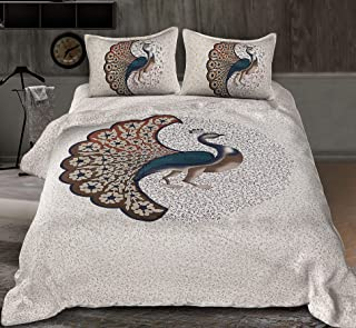 rajasthani bed cover