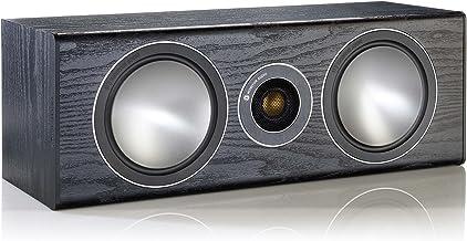 Monitor Audio Bronze Series Center 2 Way Speaker - Black Oak