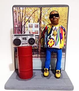 "Figurine - Action Figure 22cm./8,6""- The Notorious B.I.G. - Biggie"
