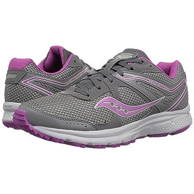 Saucony Cohesion TR11 (Grey/Purple) Women