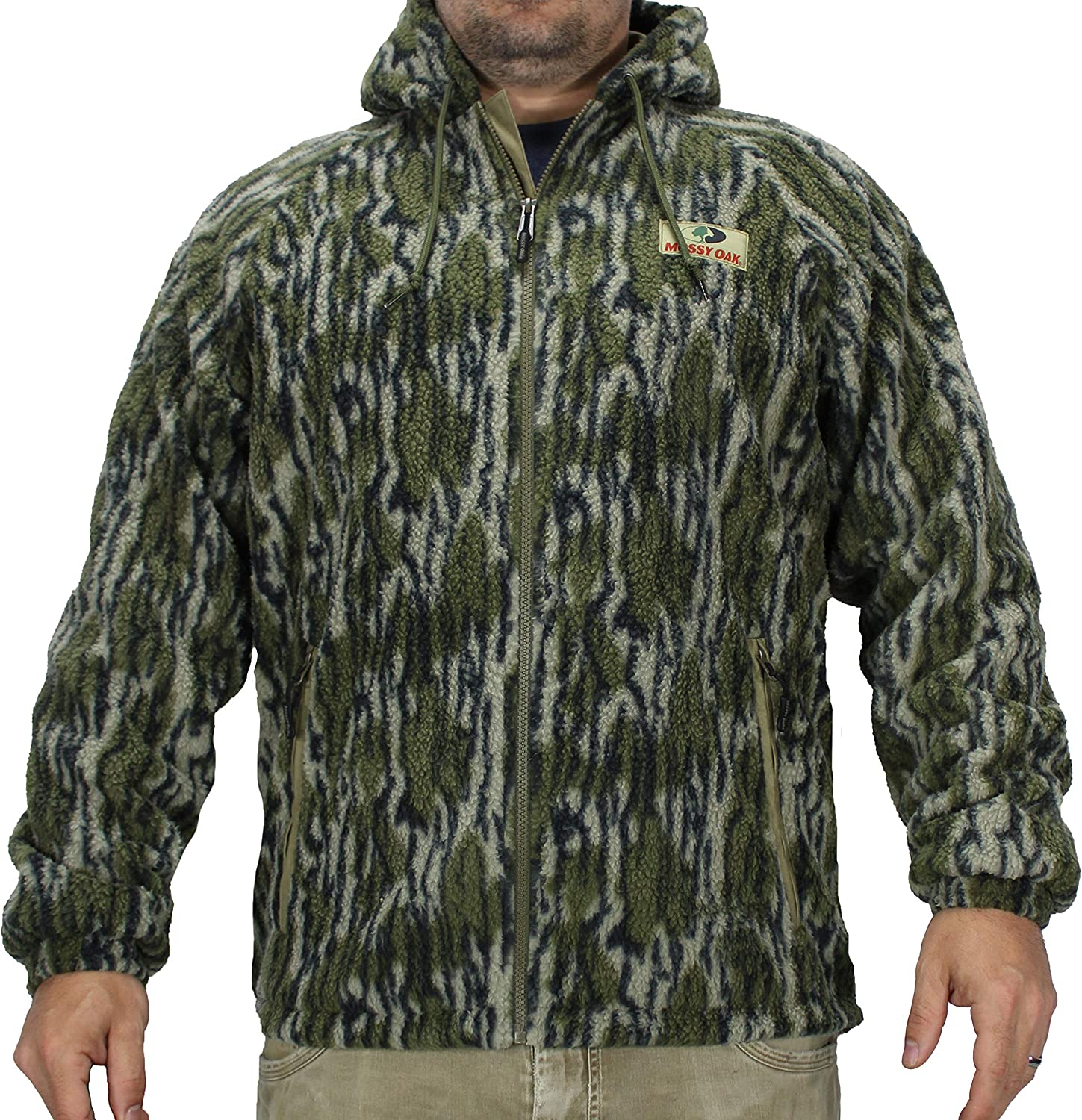 Wasatch Sherpa Excellent Fleece Mid Weight Ultra Oak Hunti Quiet Max 83% OFF Bow Mossy
