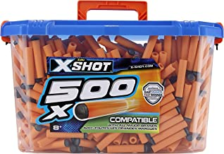 X-Shot 500 pk Dart Refill