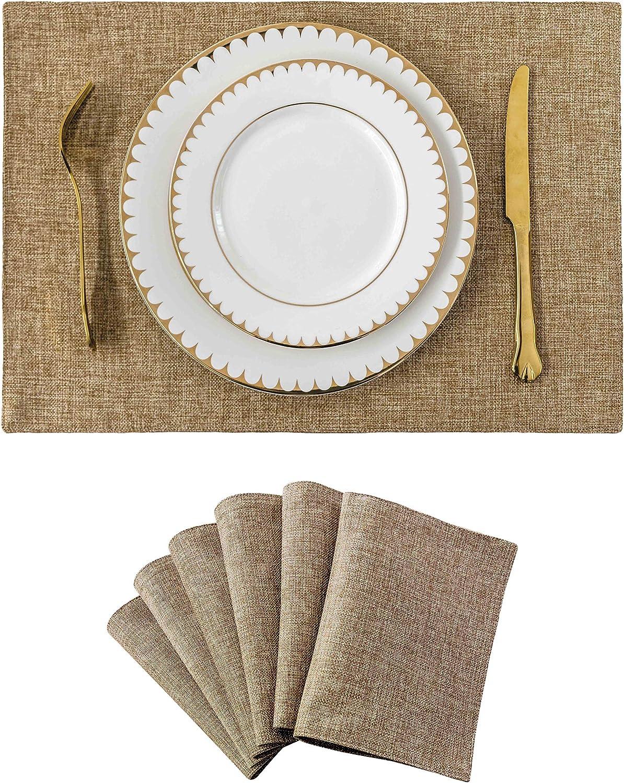 Home Brilliant Kitchen Table Mats