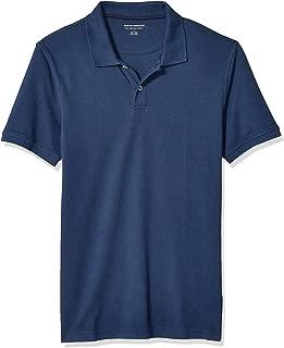 Amazon Essentials Men's Slim-Fit Cotton Pique Polo Shirt