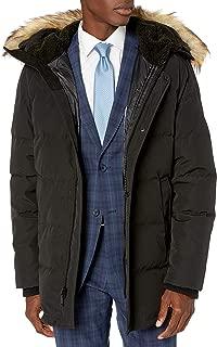 Men's Down Warm Winter Coat Parka