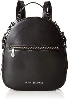 A X Armani Exchange Top Handle Backpack, Nero-Black 189