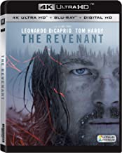 The Revenant 4K UHD