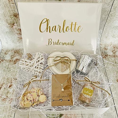 Bridesmaid Gift Boxes Amazon Co Uk