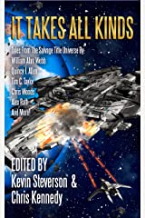 It Takes All Kinds (The Coalition Book 9) Kindle Edition