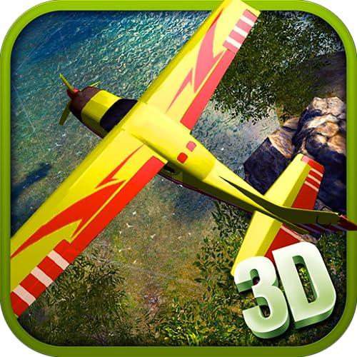 RC Airplane Flight Simulator Arcade Adventure Simulator: Aeroplane Flying Sim Extreme Adventure Simulation Thrilling Game For Kids