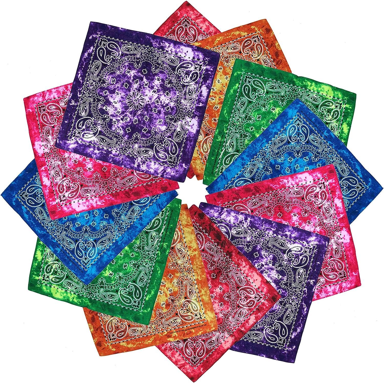 ba knife Bandanas List price 100% Recommended Cotton Paisley Print Scarf Head Wrap Wris