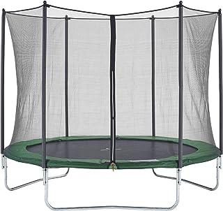 CZON SPORTS - Cama elástica infantil, 300 cm (verde)