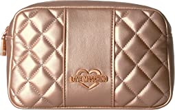 Quilted Metallic Fannypack